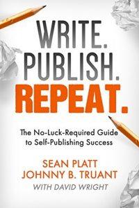 Write. Publish. Repeat Book cover