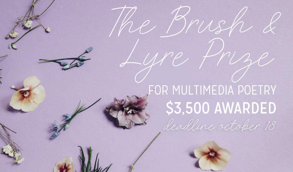 Brush & Lyre Prize Poetry Prize