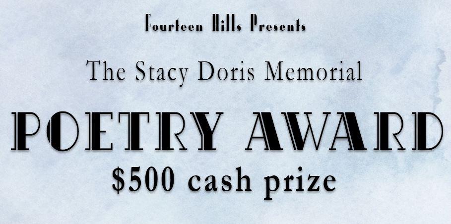 Stacy Doris Memorial Poetry Award