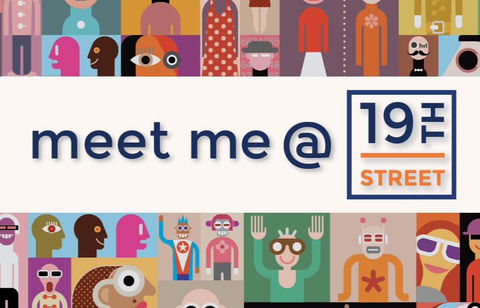 Meet Me @ 19th St. Memoir Competition