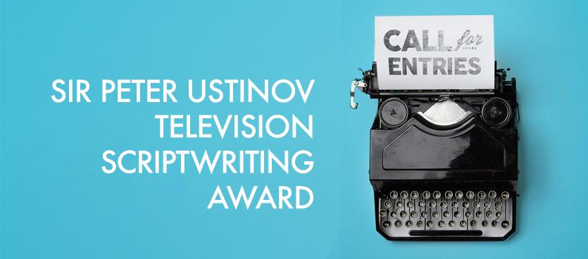 Sir Peter Ustinov Television Scriptwriting Award